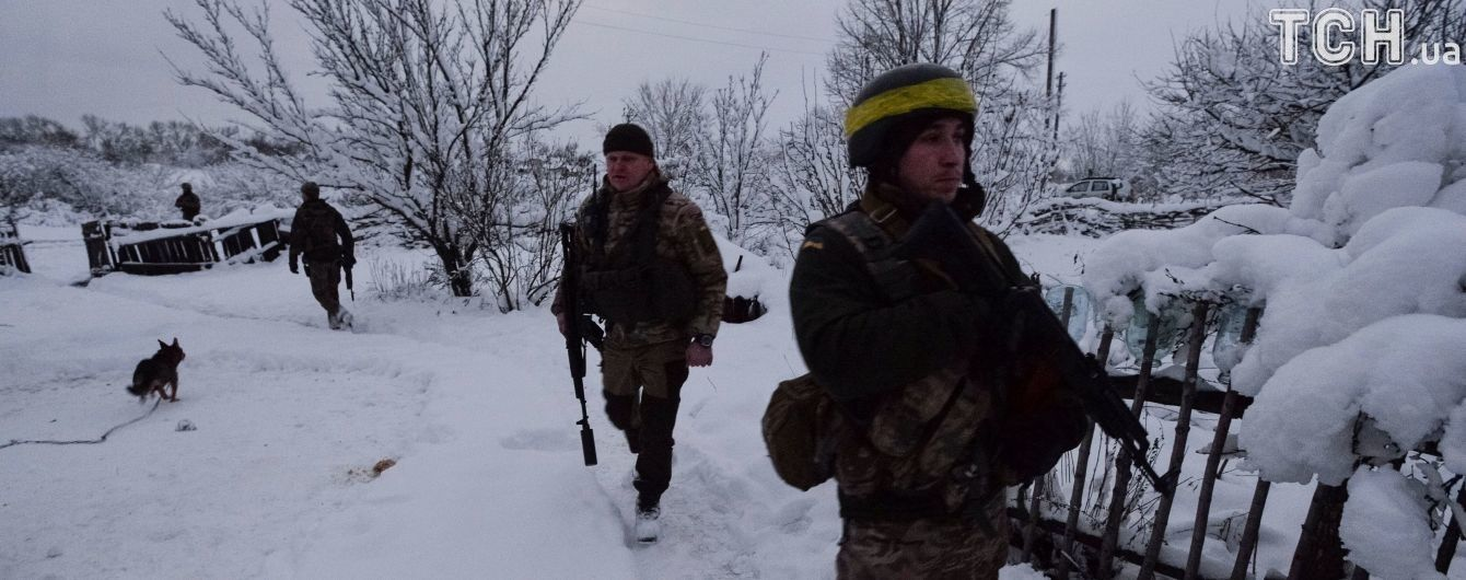 На Донбассе боевики уменьшили интенсивность обстрелов украинской армии. Хроника АТО