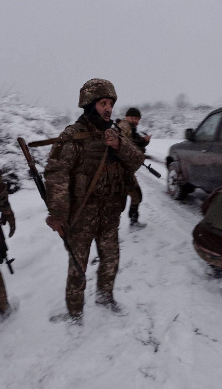 Протягом дня бойовики п'ять разів обстріляли українських військових. Ніхто не постраждав