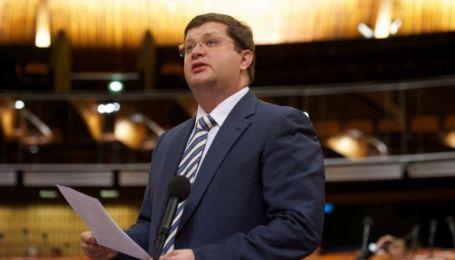Соратника Порошенко избрали вице-президентом ПАСЕ