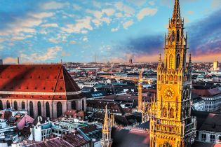 Величний Мюнхен. Бюджетна міні-відпустка у столиці Баварії