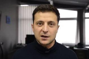 """Зеленский заявил, что """"серьезно думает"""" о баллотировании в президенты"""