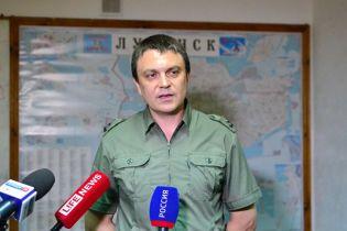 Терорист Пасічник зібрався з Захарченком інтегруватися до Росії