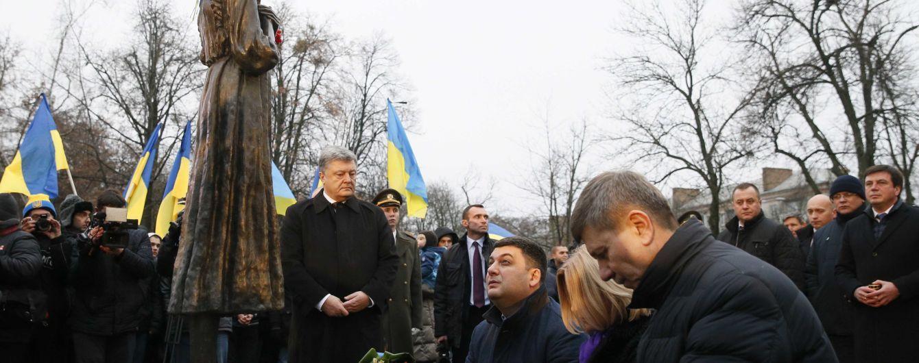 Порошенко рассказал о политической температуре, на которой может греть руки Россия