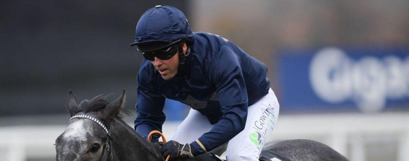 Звездный английский футболист дебютировал в конном спорте