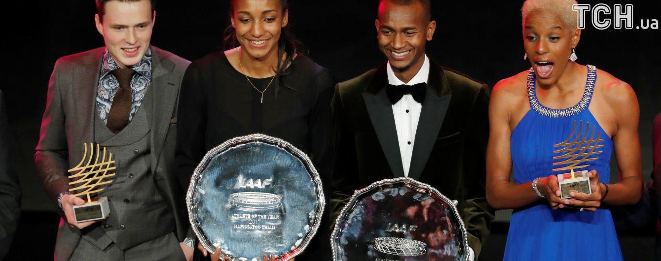 Стали известны имена лучших легкоатлетов года в мире