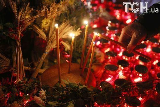 В анексованому Криму парафіяни ПЦУ провели панахиду за жертвами Голодомору