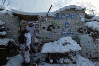 В считанных метрах от врага: ТСН побывала на позициях ВСУ в промышленной зоне возле Авдеевки