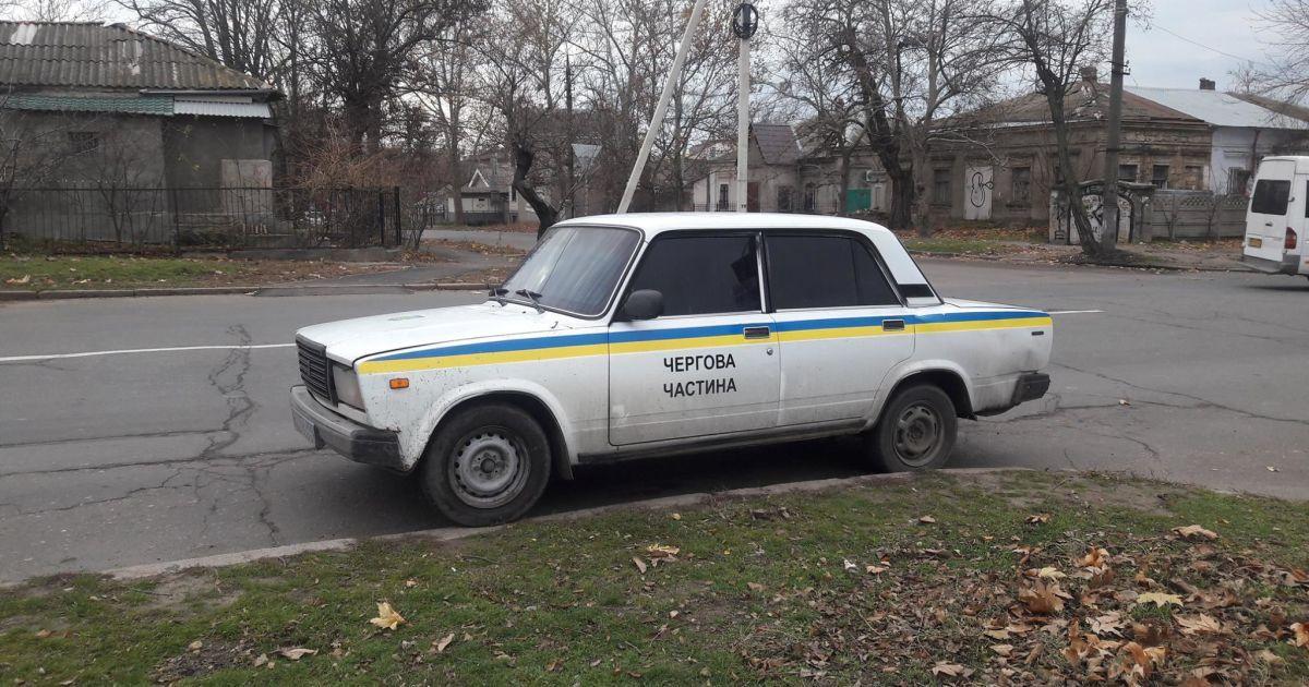 @ Facebook/Патрульна поліція Миколаєва