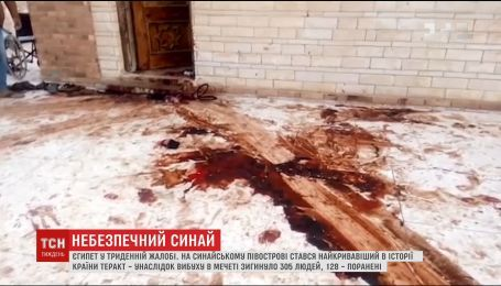 Правительство Египта решилось сбросить бомбы на собственную территорию, чтобы уничтожить боевиков