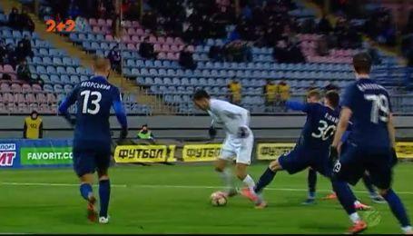 Мариуполь - Ворскла - 0:1. Видео матча