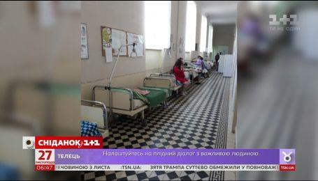 Народити в коридорі: львівські породіллі скаржаться на жахливі умови в пологових будинках
