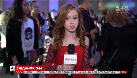"""Анастасія Багінська увійшла в десятку найкращих на дитячому """"Євробаченні"""""""