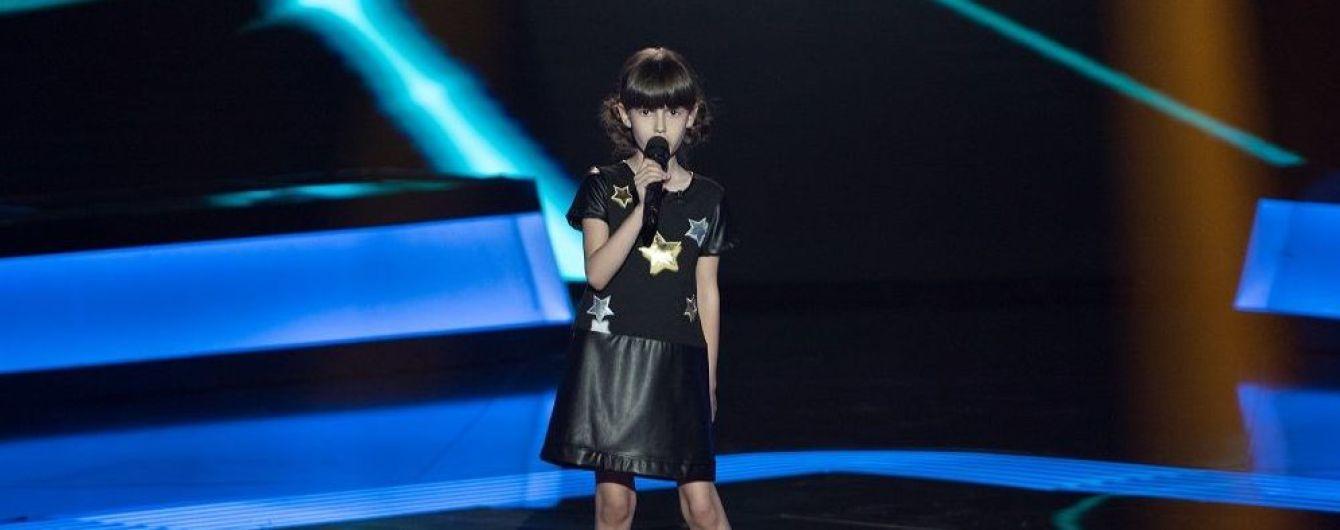 """""""Голос.Діти-4"""": MONATIK довів маленьку учасницю проекту до сліз"""