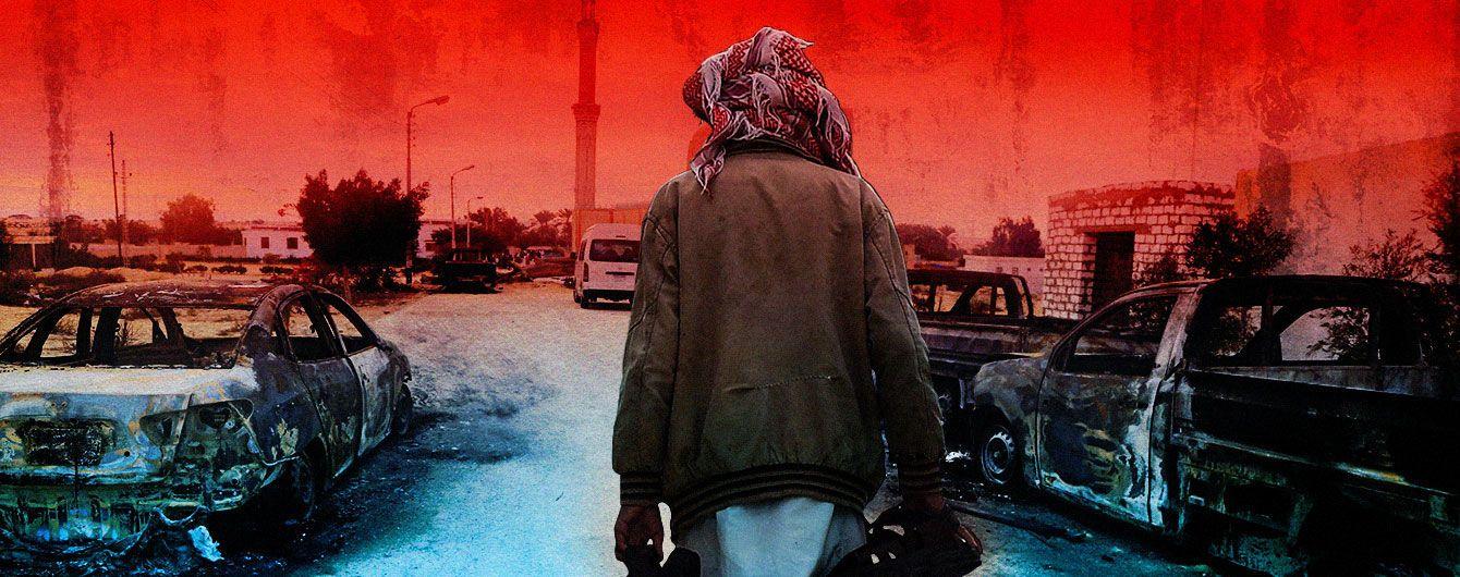 Терористична війна на Синаї: ключові гравці