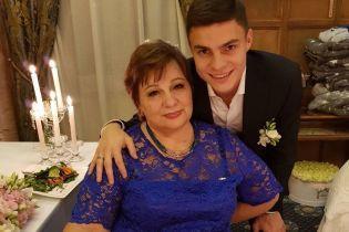 """Футболіст """"Шахтаря"""" привітав маму з російським Днем матері"""