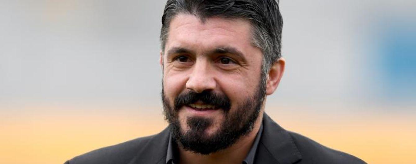 """""""Мілан"""" відправив у відставку головного тренера, новим став Гаттузо"""