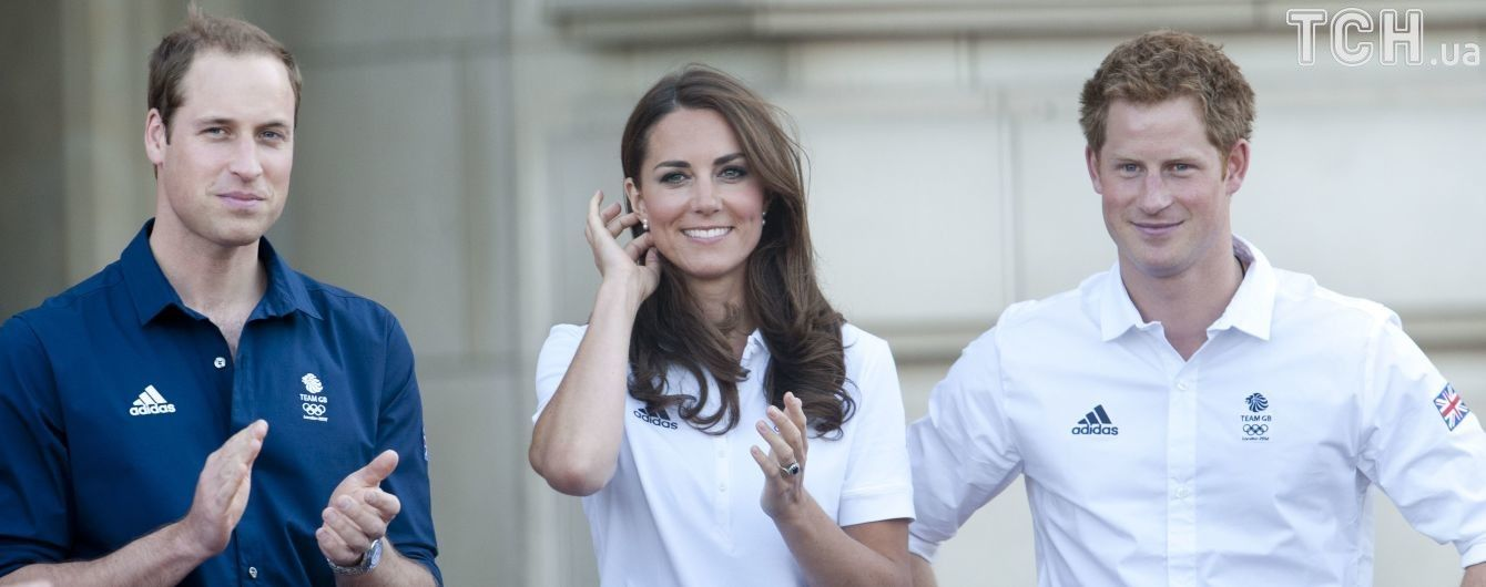 Кейт Міддлтон та принц Вільям привітали принца Гаррі з заручинами