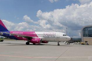 Wizz Air може перекинути частину рейсів до Борисполя