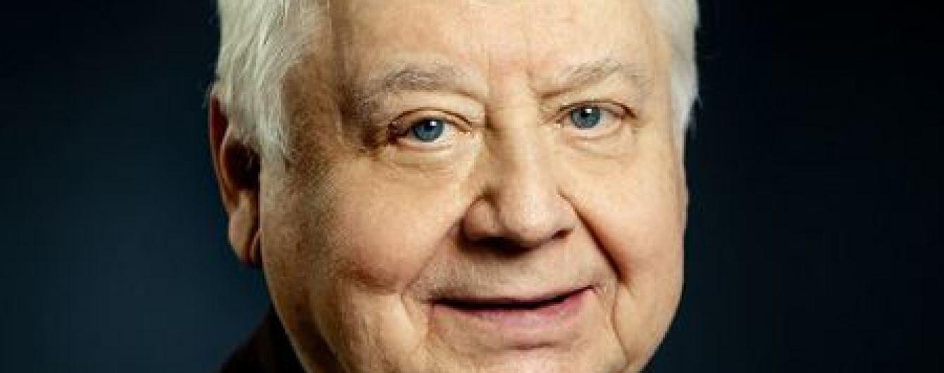Лікарі розповіли про стан здоров'я 82-річного Олега Табакова після термінової госпіталізації