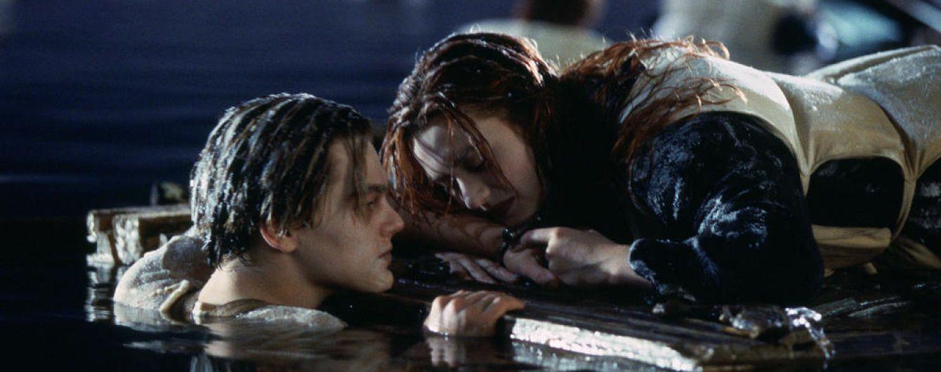 """Режиссер """"Титаника"""" Кэмерон объяснил, зачем убил героя Ди Каприо: Он должен был умереть"""