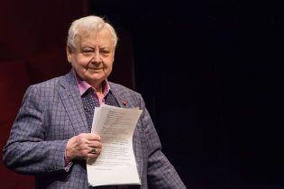 Актора Олега Табакова екстрено госпіталізували у важкому стані
