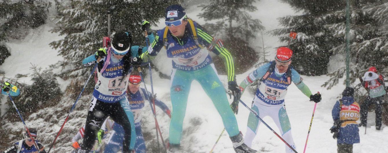 Став відомий старт-лист на жіночий спринт Кубка світу з біатлону в Контіолахті