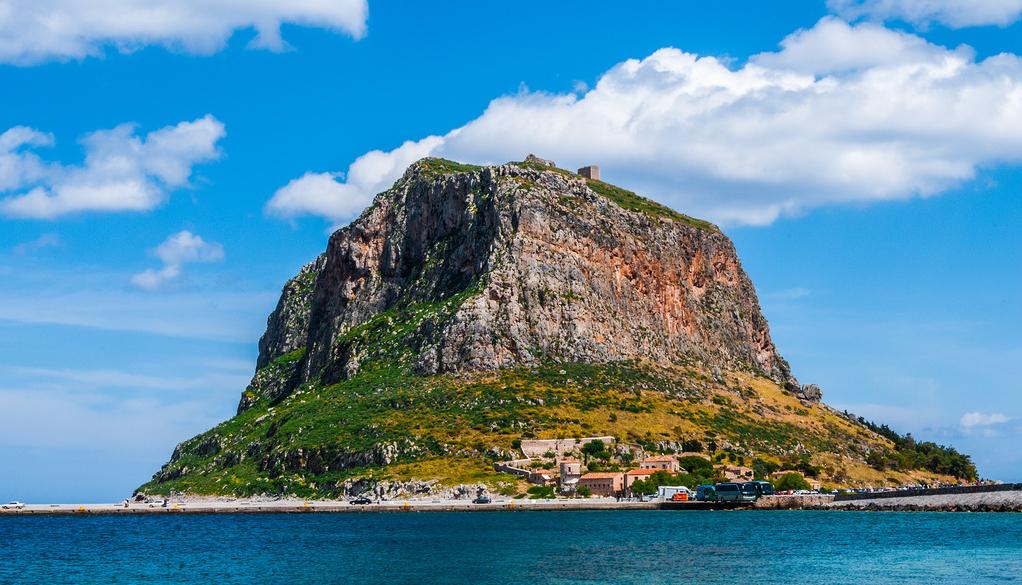 Монемвасія, Греція