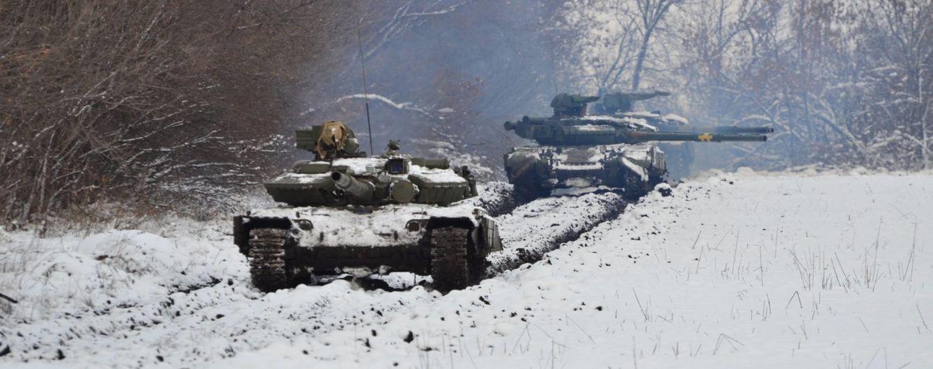 Ситуація на Донбасі. Внаслідок обстрілів один військовий загинув та кілька поранені