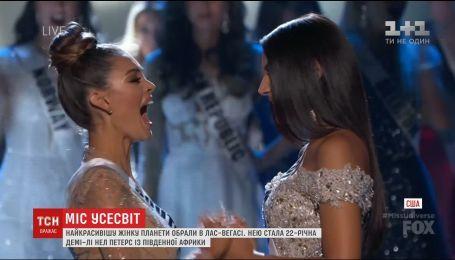 """Конкурс """"Мисс Вселенная"""" в Лас-Вегасе стал крупнейшим за всю историю"""