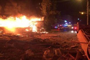 В Тель-Авиве произошел взрыв в строительном магазине, есть погибшие