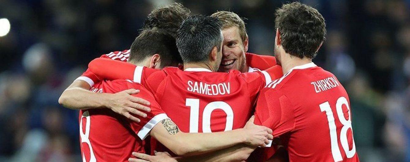 Інформатор WADA Родченков назвав футболістів збірної Росії, які вживали допінг