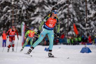 """Українка Варвинець виграла """"золото"""" на чемпіонаті Європи з біатлону"""