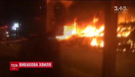 Вблизи столицы Израиля прогремел взрыв в магазине