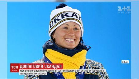Украинка получила серебряную медаль Олимпиады в Сочи из-за проблем россиян с допингом