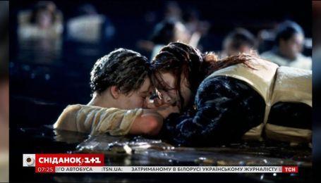 """Режисер """"Титаніка"""" нарешті пояснив, чому герой Леонардо Ді Капріо мав  померти"""