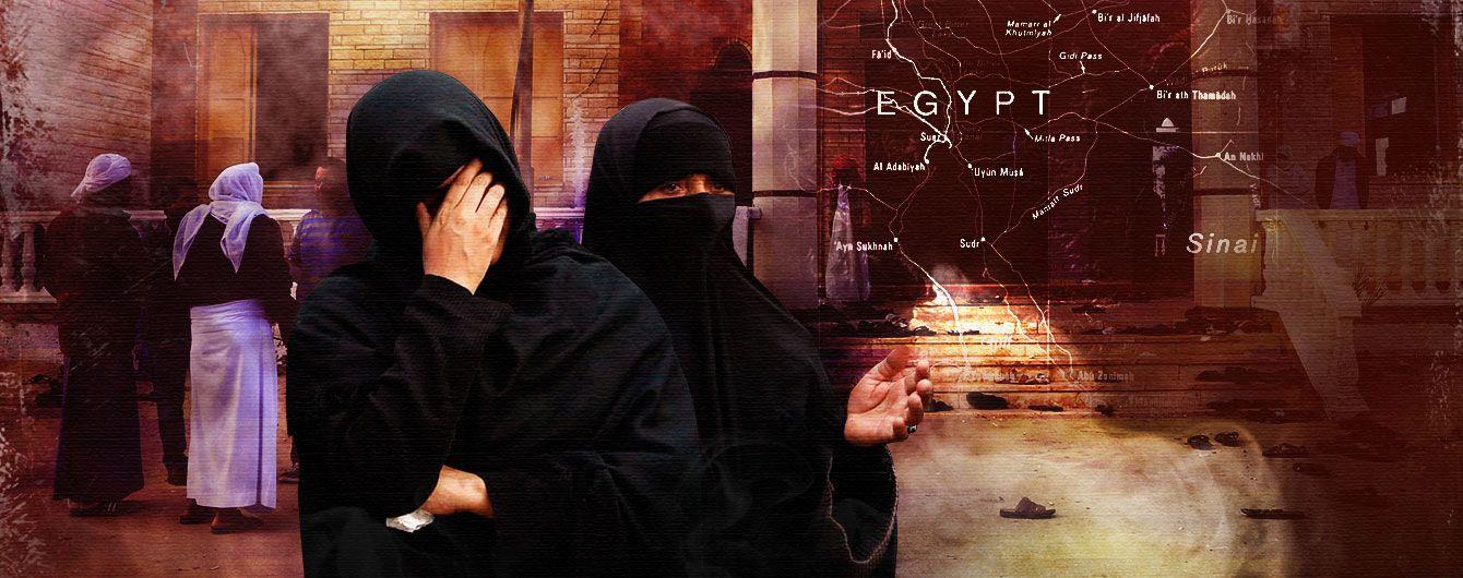 Пустельна війна в Єгипті: хто вчиняє теракти на Синайському півострові?