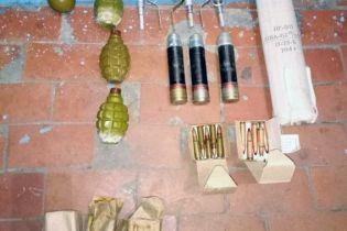 В Авдіївці неповнолітня зберігала вибухівку коханого і носила гранату як оберіг