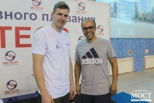 Збірну України з плавання тренуватиме бразилець
