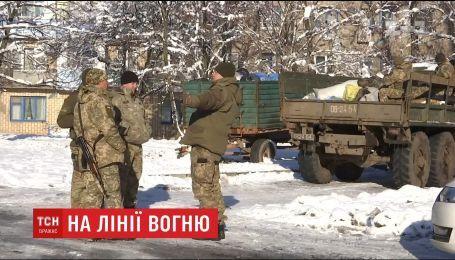 Боевики сорвали визит представителей ОБСЕ и ООН в села, которые освободили украинские военные