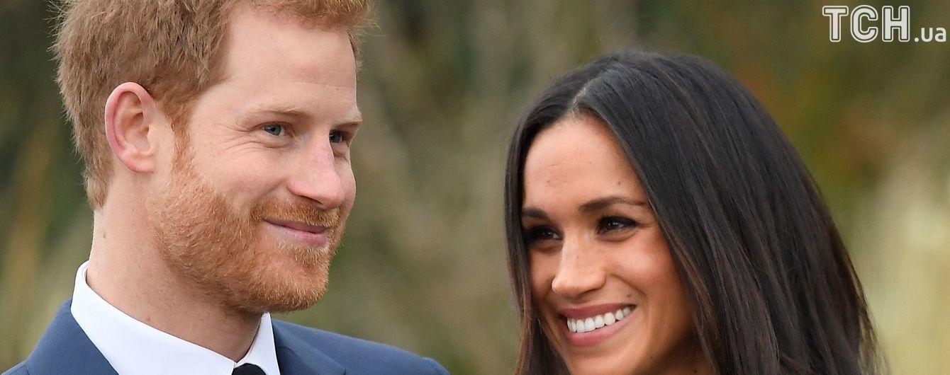 Принц Гаррі вперше зустрінеться з батьками Меган Маркл