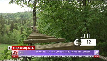Мой путеводитель. Латвия - веревочные трассы и многовековое производство тросточек Сигулды
