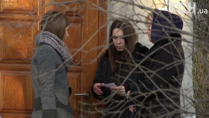 Мати Берченко приїхала до матері Зайцевої