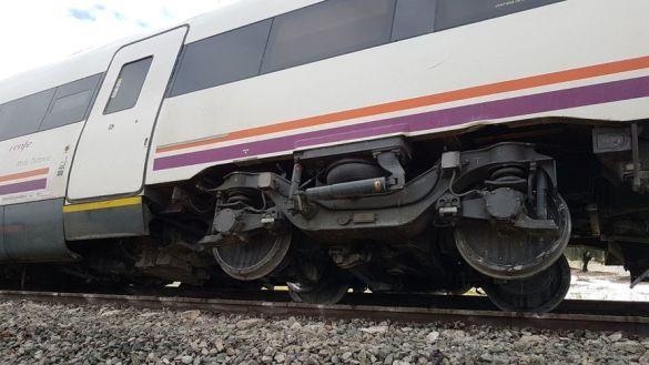 Поїзд зійшов з рейок в Іспанії