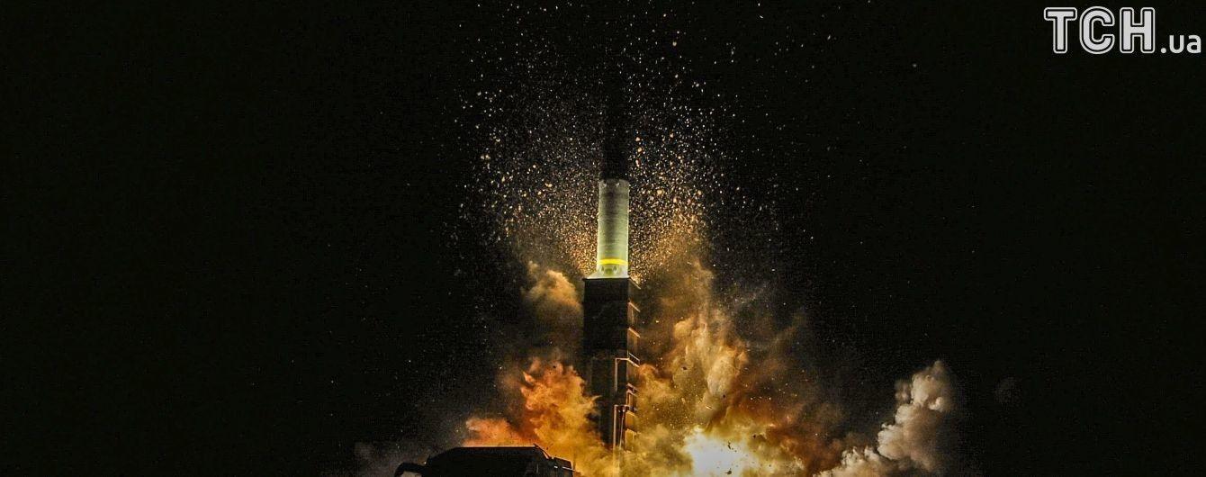 Що слід знати про останній запуск ракети КНДР, яка може досягнути будь-якої точки США