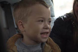 Порятунок дитини: рідкісна генетична недуга з'їдає нирки Юрка