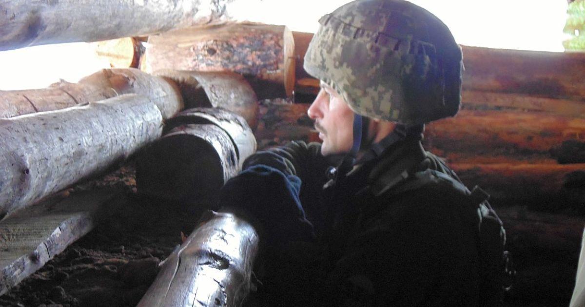 Обстрелы возле Широкино и Луганского. Ситуация в зоне АТО