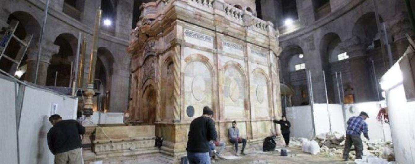 Учені дізналися справжній вік гробниці Ісуса Христа