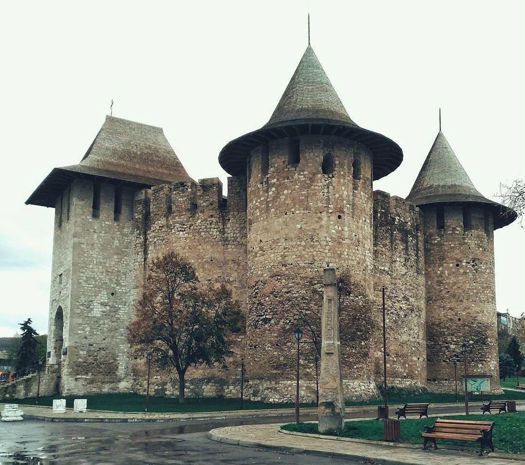Молдова, Сороцька фортеця