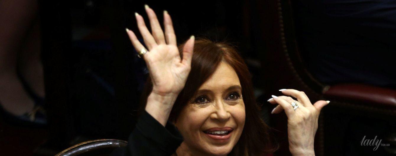 Переборщила с автозагаром: бьюти-промах экс-президента Аргентины
