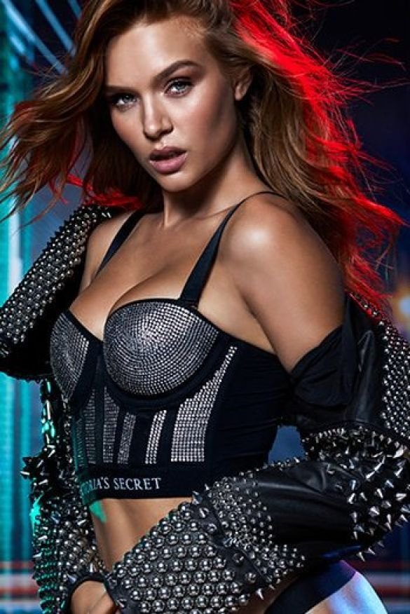 Ангелы Victoria's Secret_12
